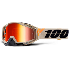 100% Racecraft Anti Fog Mirror Gafas, poliet